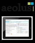 Aeolus logo iPad